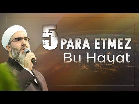 Mahmud Eren Hoca Efendi Anlatıyor || 5 Para Etmez Bu Hayat
