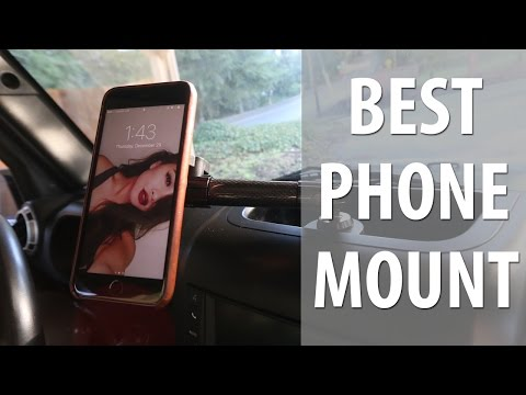 Best Phone Mount For Jeep Wranglers
