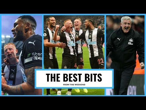 THE BEST BITS | NEWCASTLE UNITED 1-0 MANCHESTER UNITED