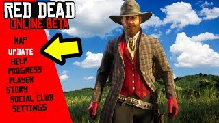 NEW Red Dead Online Update RELEASED TODAY! RDR2 Online Update News!