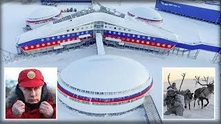 BREAKING: PUTIN JUST UNVEILED THE MOST BIZARRE WEAPON EVER AT HIS SECRET ARCTIC BASE - LOOK!