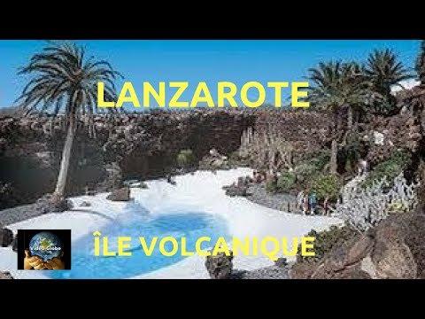 Les canaries paysages de l 39 ile volcanique de lanzarote for Les paysages