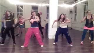 Dance Fitness...Turn Down For What (Bhangra mix)