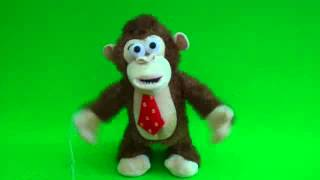 Іграшка м'яка ''Мавпочка Фінансист'' музик. арт.МК1121 Супермаркет ''Лист'' р. Пенза