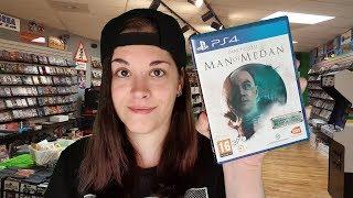Game Store Roleplay ~ Man Of Medan | ASMR Español | Tienda de Videojuegos