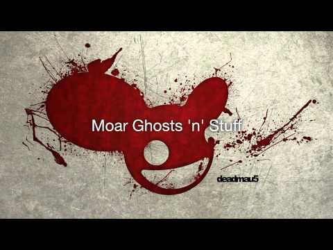 Deadmau5 - Ghost 'n' stuff/Moar Ghosts n Stuff (All versions in order with 320kb/s MP3 download)