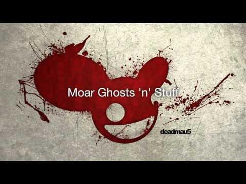 Deadmau5  Ghost n stuffMoar Ghosts n Stuff All versions in order with 320kbs MP3 download