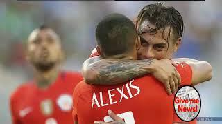 Club chileno homenajeara a Alexis, Vargas y Aránguiz!