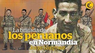 Peruano en Normandía