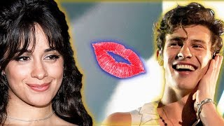 Camila Cabello & Shawn Mendes Kiss During Surprise Performance Of Senorita In Toronto