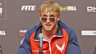 Download Logan Paul - FULL POST FIGHT PRESS CONFERENCE vs. KSI | DAZN Boxing Mp3 and Videos