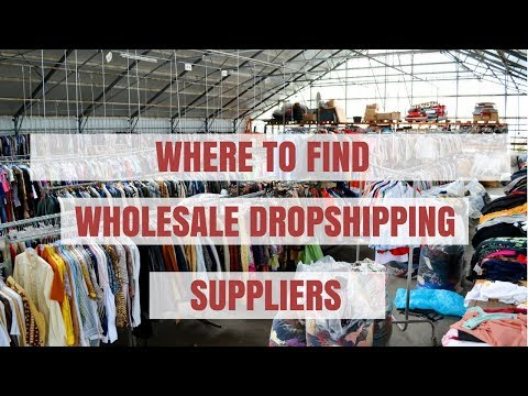 Best Wholesale Drop Shipping Companies & Clothing Suppliers for Your Online Boutique