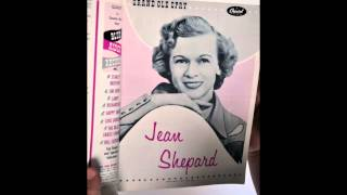 Jean Shepard - Be Honest With Me (1956).