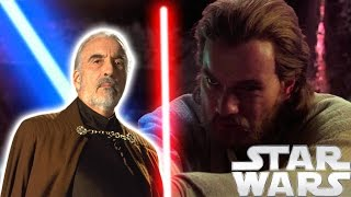 WHY Did Obi Wan Kenobi Lose to Count Dooku in Attack of the Clones? Star Wars Explained