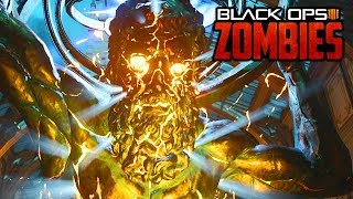 CALL OF DUTY BLACK OPS 4 Zombie Mode Gameplay - ATLAS Sprengen