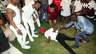 Wcb Wasafi Live Performance at NillanBirthdayPart (SouthAfrica) Part 2
