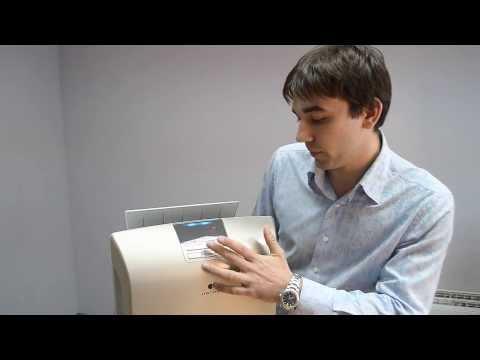 Как выбрать увлажнитель воздуха и очиститель  Обзор увлажненителя воздуха Panasonic F VXD50R