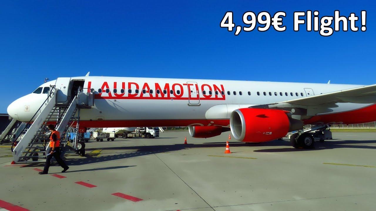 TRIP REPORT Laudamotion A321 499 Flight Palma de