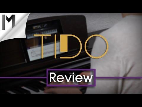TIDO - Piano App - [Review]