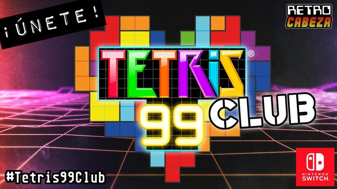 TETRIS 99 Club Día 29 (26/07/2020) ¡ÚNETE!