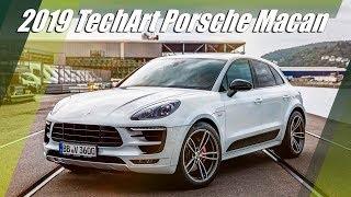 2019 TechArt Porsche Macan Sport Package