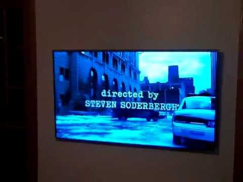 Samsung 50 LED TV Wall Mount Installation  Garnerville Rockland County NY  YouTube