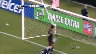 CONCACAF Gold Cup 2011 Group A Mexico 5-0 Cuba - Highlights 09/06/2011