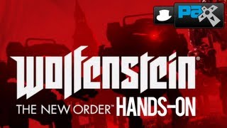 My thoughts on - Wolfenstein : The New Order (PAX demo build)