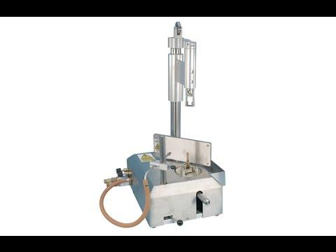 Adelphi OC Ampoule Processing Machine