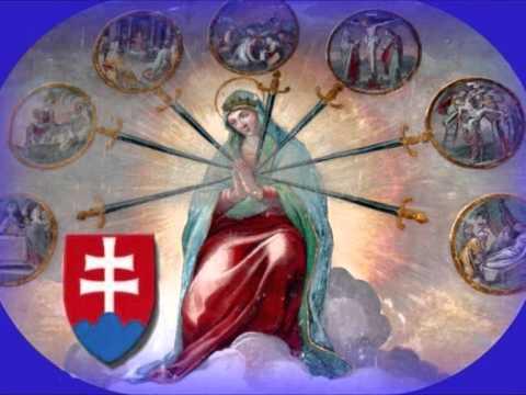 Pieseň k Sedembolestnej Panne Márii -  Hanka Servická videó letöltés