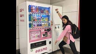 Japan Exchange Vlog 1 - My first few days!!