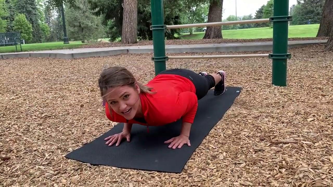 8 Minute Total Body Isometric Exercise (Benefits of Isometrics, No  Equipment Needed)