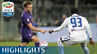 Video Gol Pertandingan Fiorentina vs Atalanta