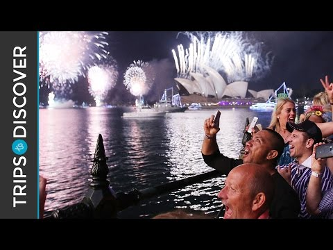 Best Places in the World to Celebrate New Year's Eve