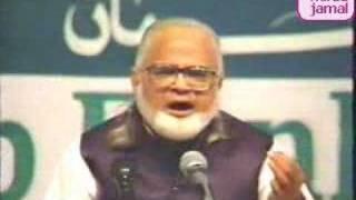 Muzaffar Warsi - Ghazal - Meri judaiyon se woh
