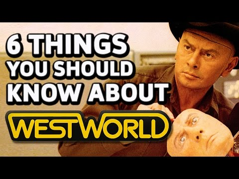 The Original Westworld: 6 Things You Should Know - YouTube