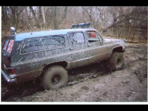 Rhino Truck Bed Liner >> clips of my old k5 blazer and suburban - YouTube