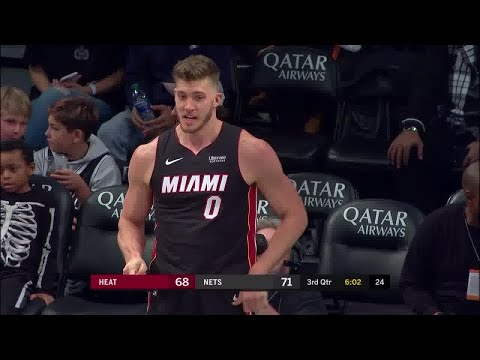 Meyers Leonard Full Play Vs Brooklyn Nets | 12/01/19 | Smart Highlights