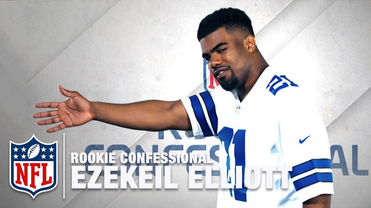 buy online 208ff b325a Ezekiel Elliott
