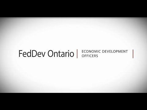 FedDev Ontario: Economic Development Officers