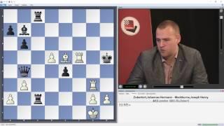 Robert Ris - The Chess Player