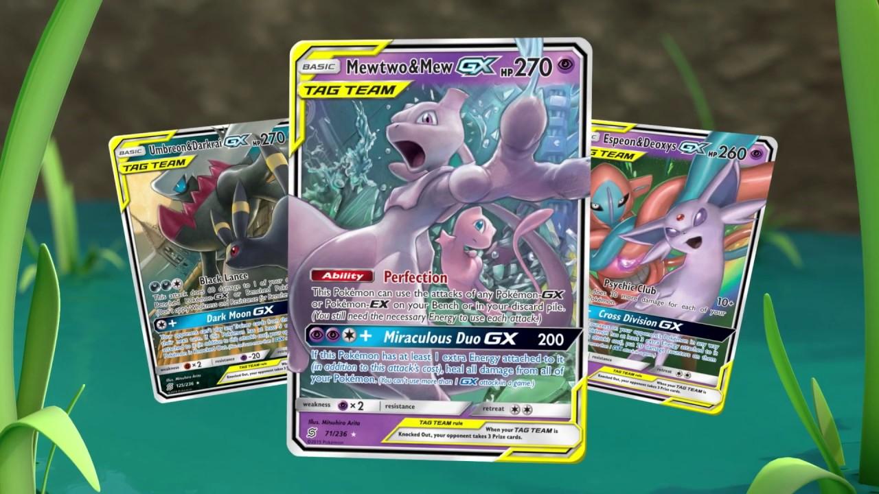 UK: Pokémon TCG: Sun & Moon—Unified Minds Is Here!