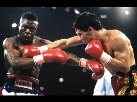 Julio Cesar Chavez vs Meldrick Taylor - Highlights (FIGHT of the DECADE)