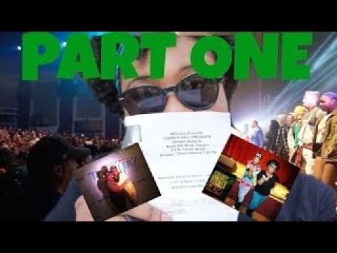 STRAIGHT OUTTA OZ TOUR VLOG + MEETING TODRICK HALL