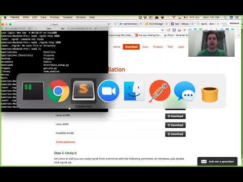 Super Simple Python Facebook ChatBot