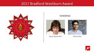 2017 Bradford Washburn Awards