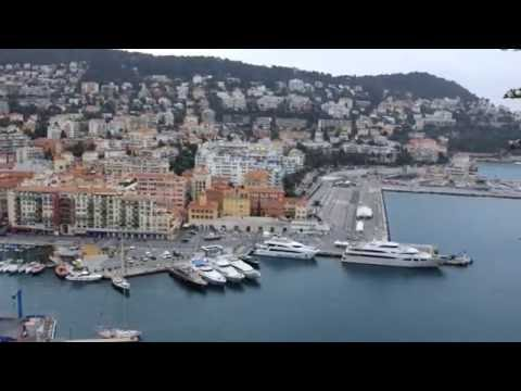 Impressionen aus Nizza