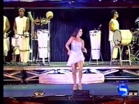 Ivete Sangalo - Pout-Porri Das Antigas No Festival de Verão 2003