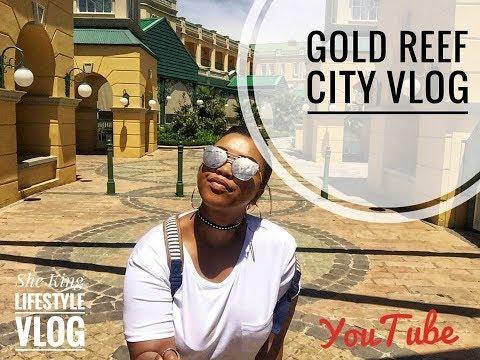 SOUTH AFRICAN VLOG| GOLD REEF CITY| PRECIOUS NKUMANE