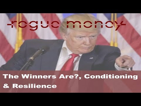 Rogue Mornings - The Winners Are?, Conditioning &  Resilience (01/18/18)